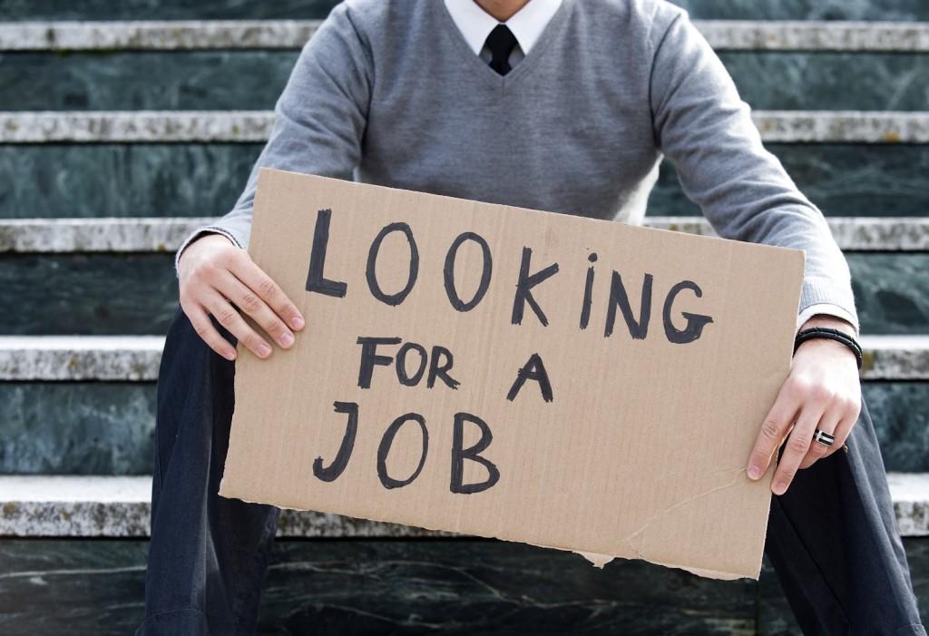 unemployment-sign