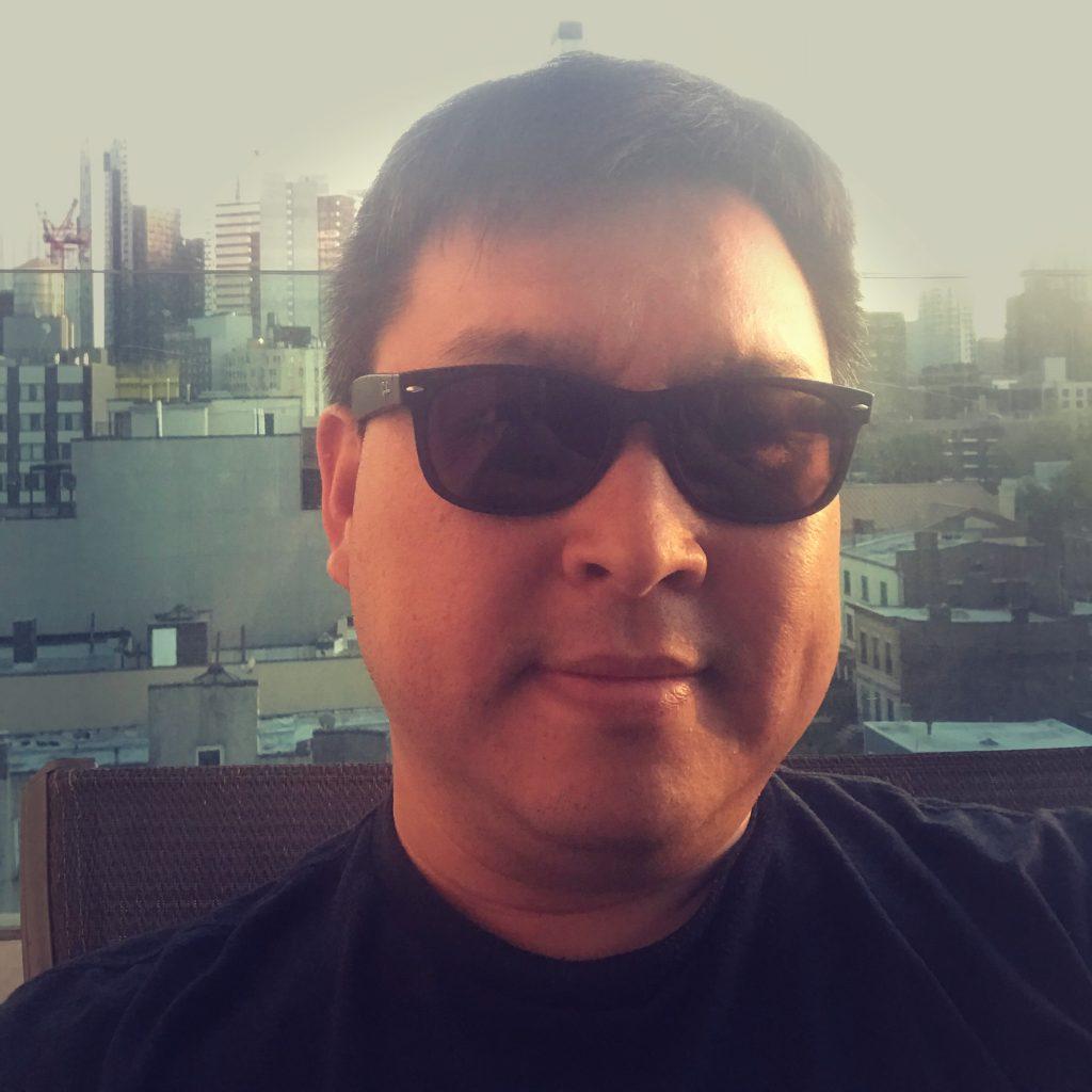 Steve Kang Selfie